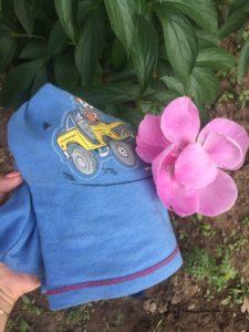 Влажные салфетки для удаления пятен Мир Детства