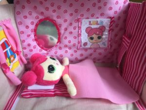Кукольный домик LOLA, Мякиши
