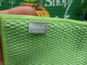 Салфетка для мытья посуды AquaMagic Absolute, Greenway